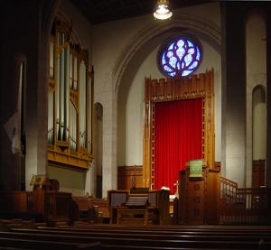 Opus 2795 First Baptist Church Washington Dc